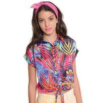 6006.96.025--Puramania-Camiseta-Fem.-Young-PinkEstampado-Frente