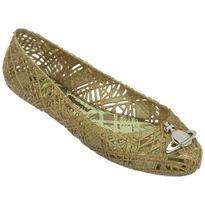 31673-Melissa-Scriblle-Tartan-Vivienne-Westwood-Anflomania-Vidro-Glitter-Ouro-Lado