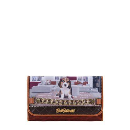 11624034-Carteira-Be-Forever-Beagle-Words-Frente