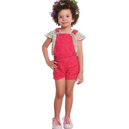 6013.95.1005-Puramania-MacacaoFem.-Kids-1101-Pink-Frente1