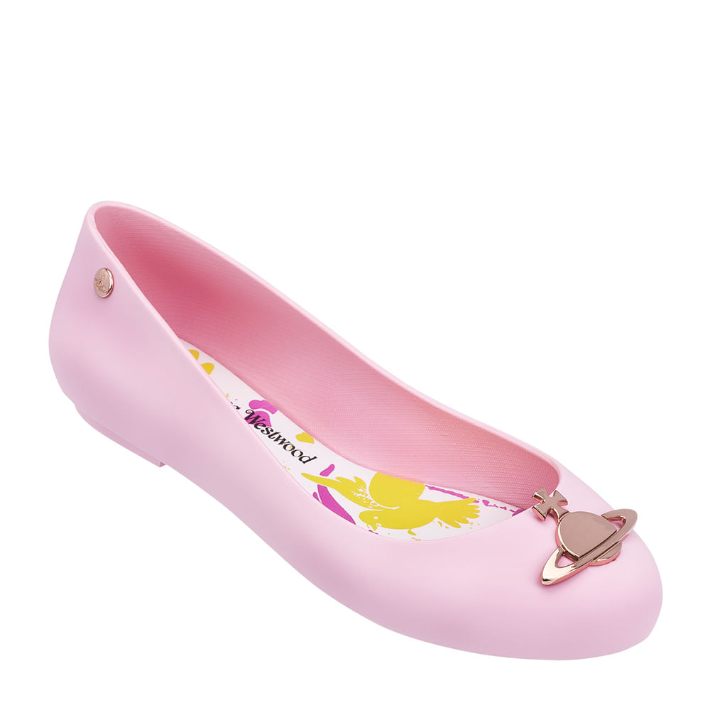 Melissa Space Love + Vivienne Westwood Anglomania - Rosa Candy Doch - 33 / 34