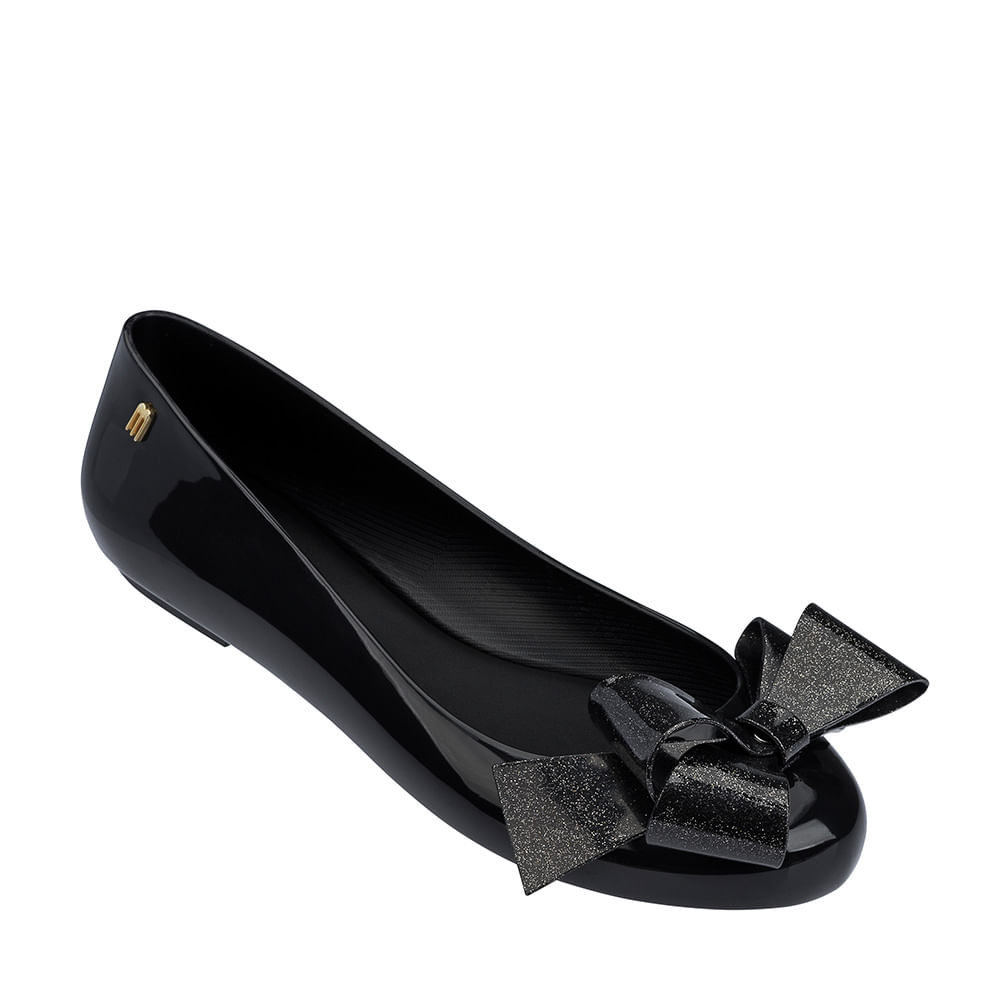 Melissa Space Love IV - Preto Opaco - 33 / 34