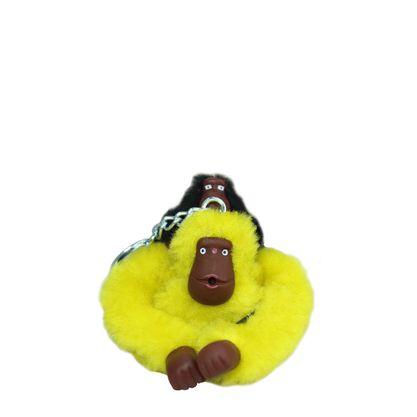 16481-Kipling-MonkeyClip-MustardBlack-34L-Frente
