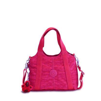 12283-MiniBolsa-Kipling-Creska-StrawberryIce-00H-Frente