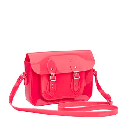 34114-Melissa-Satchel-The-Cambridge-Satchel-RosaNeonFluor-Lado