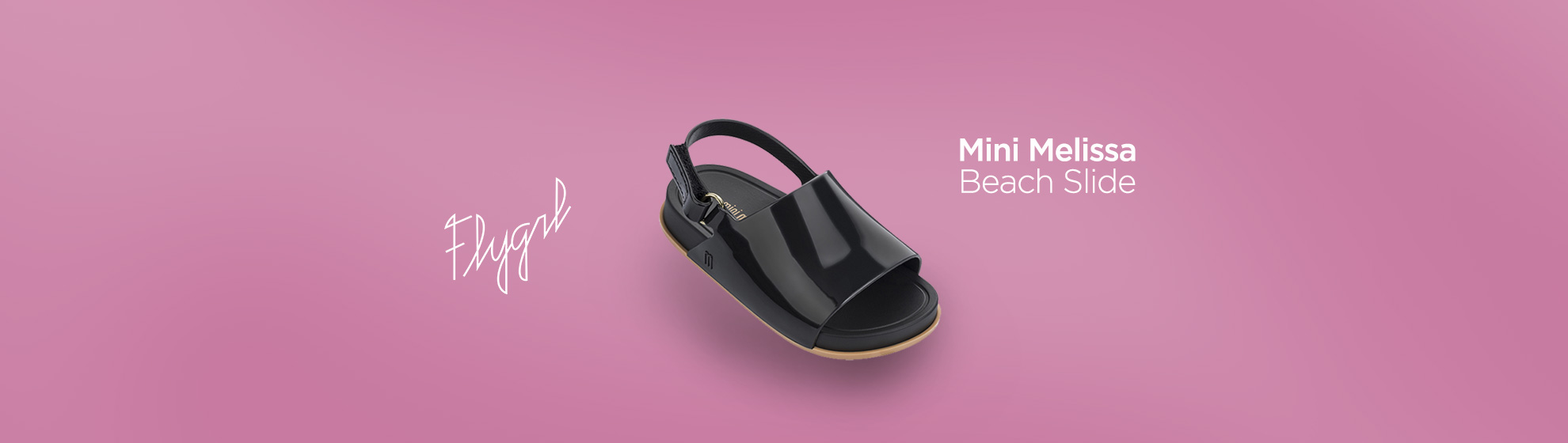 Mini Melissa Beach Slide