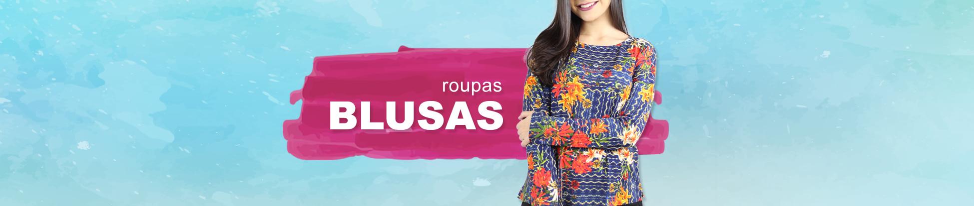 Roupas - Blusas