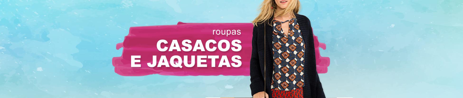 Roupas - Casacos e Jaquetas