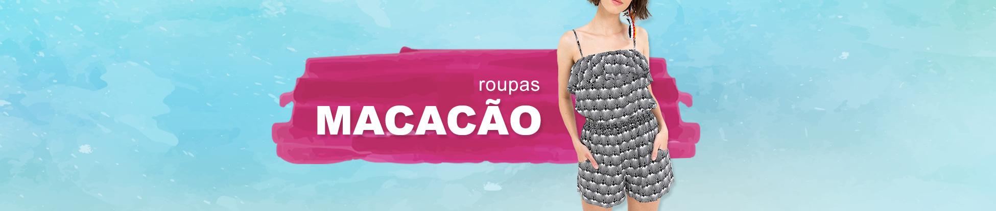 Roupas - Macacão
