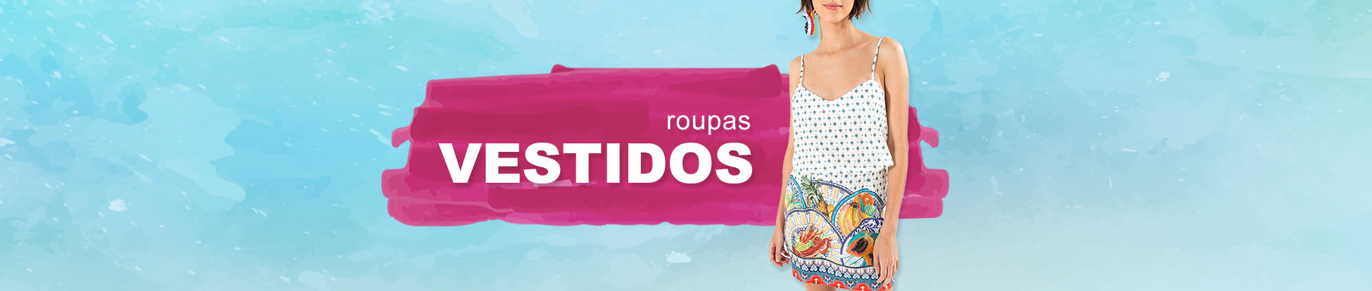Roupas - Vestidos