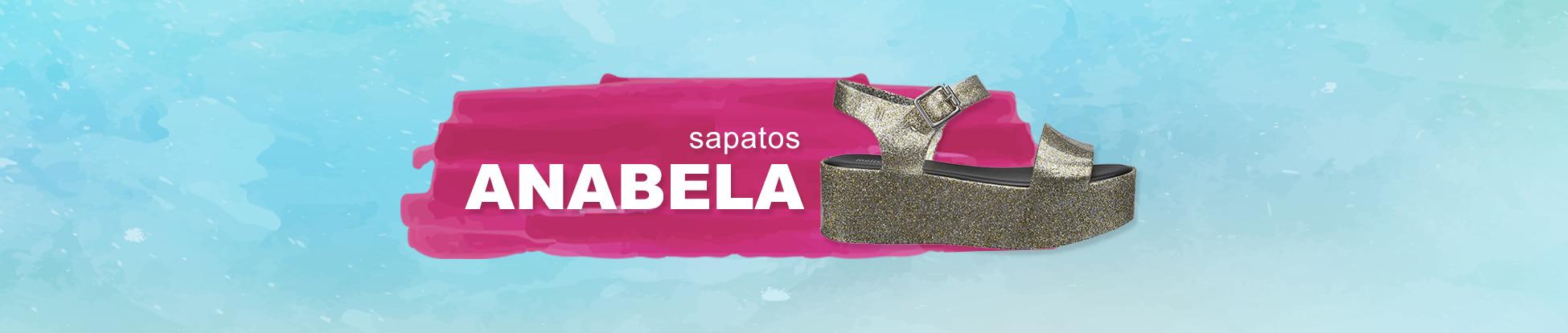 Sapatos - Anabela