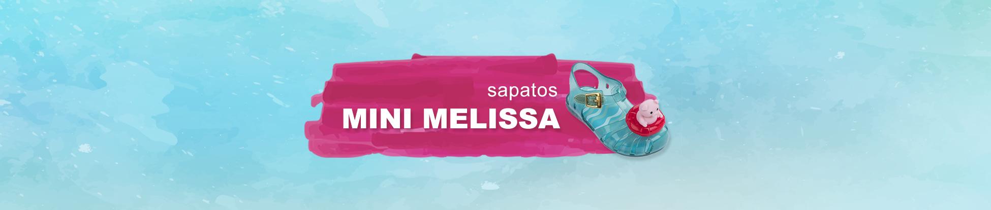 Sapatos - Melissa Baby