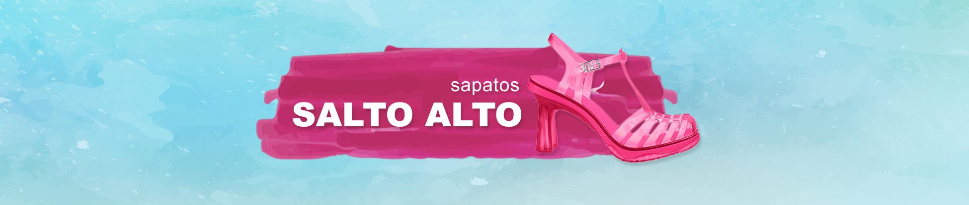 Sapatos - Salto Alto