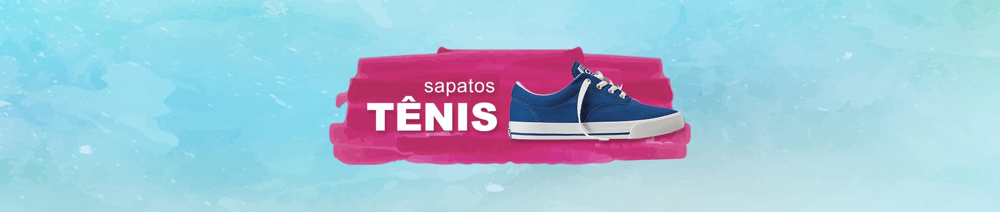 Sapatos - Tênis