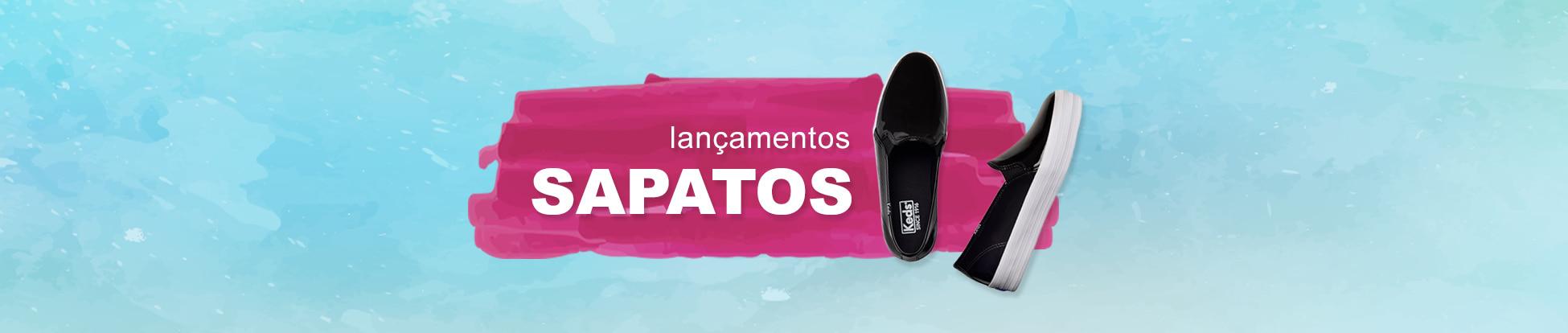 Lançamentos - Sapatos