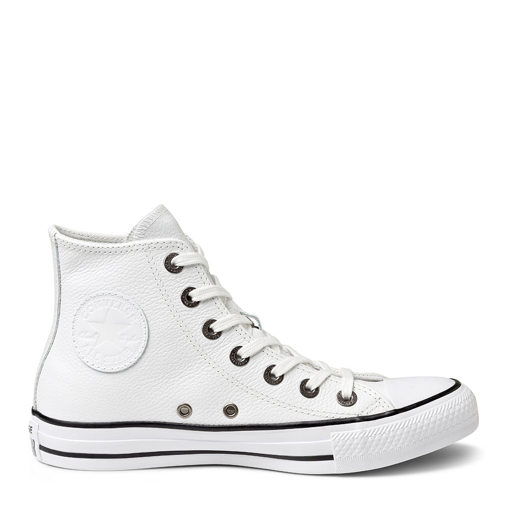 63161d49cdd Tênis Chuck Taylor All Star Branco Preto