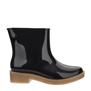 32185-Melissa-Rain-Drop-Boot-PretoBege-Direita