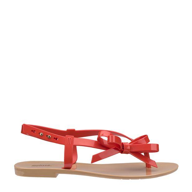 32199-Melissa-Harmonic-Sandal-BegeVermelho-Direita