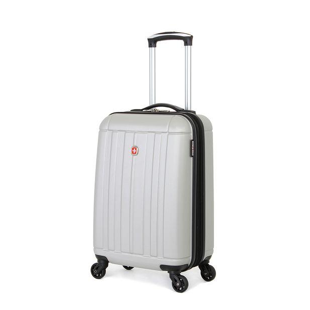 6297404154-Swissgear-HardsideSpinnerLuggage-Cinza-Lado