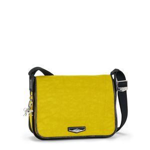 14325-Kipling-Luxeables-MustardYellow-34N-Frente