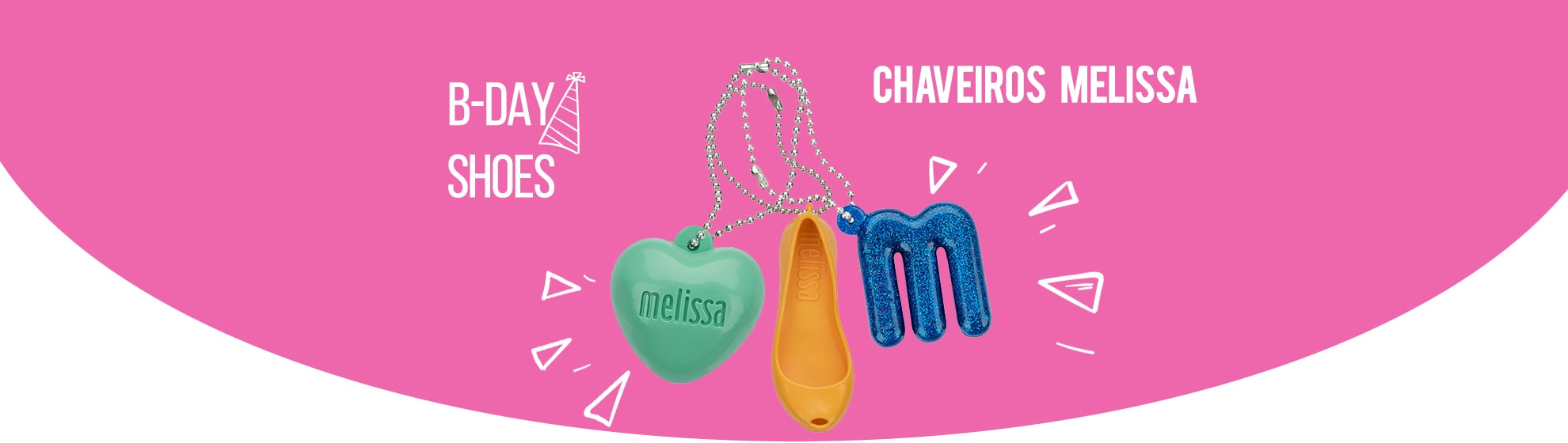 Chaveiro Melissa