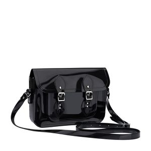 34114-Melissa-Satchel-The-Cambridge-Satchel-PretoOpaco-Lado