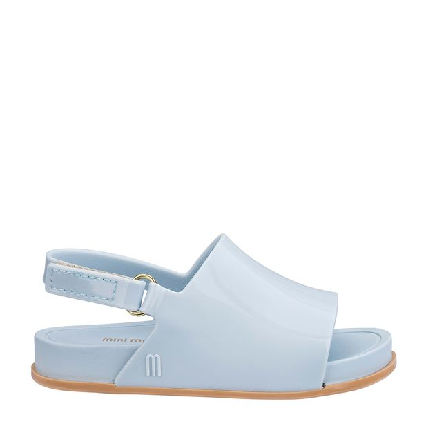 31997-Mini-Melissa-Beach-Slide-Sandal-AzulBege-Direita