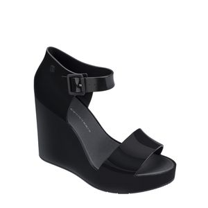 32241-Melissa-Mar-Wedge-PretoOpaco-Lado
