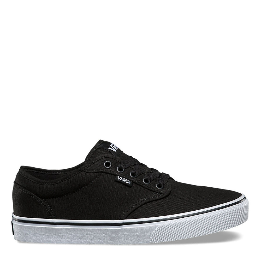 0fbb9eb17fd Tênis Vans WM Atwood Black White