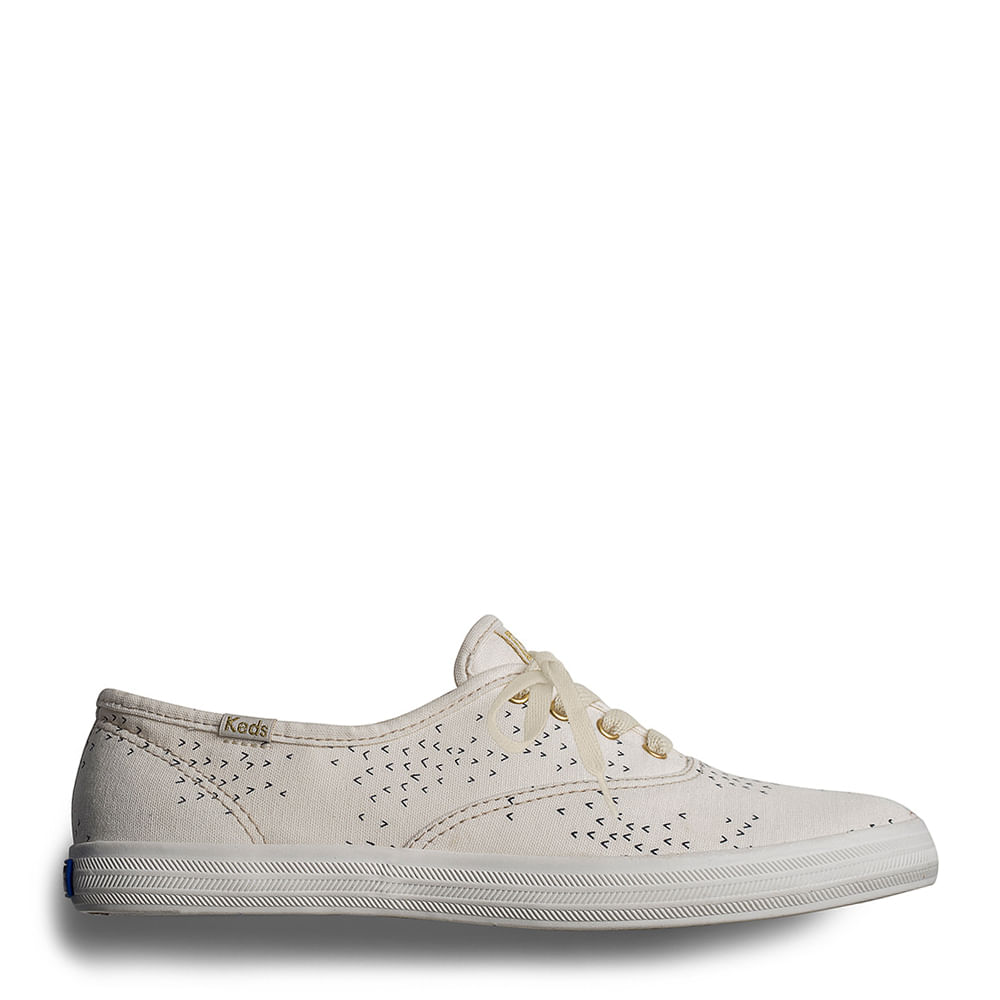 dbbe577963 Tênis Keds Champion Mini Bird Bege
