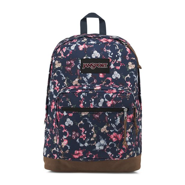 3BAX-Jansport-DisneyRightPackExpressions-37Z-ExpressionsMickeyFloral-Variacao1