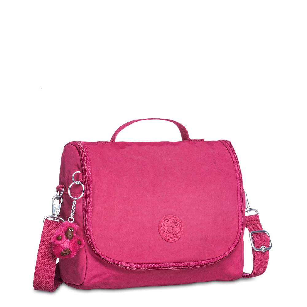 f17bd943e Lancheira Kipling New Kichirou Cerise Pink | Sua Loja Kipling - Menina Shoes