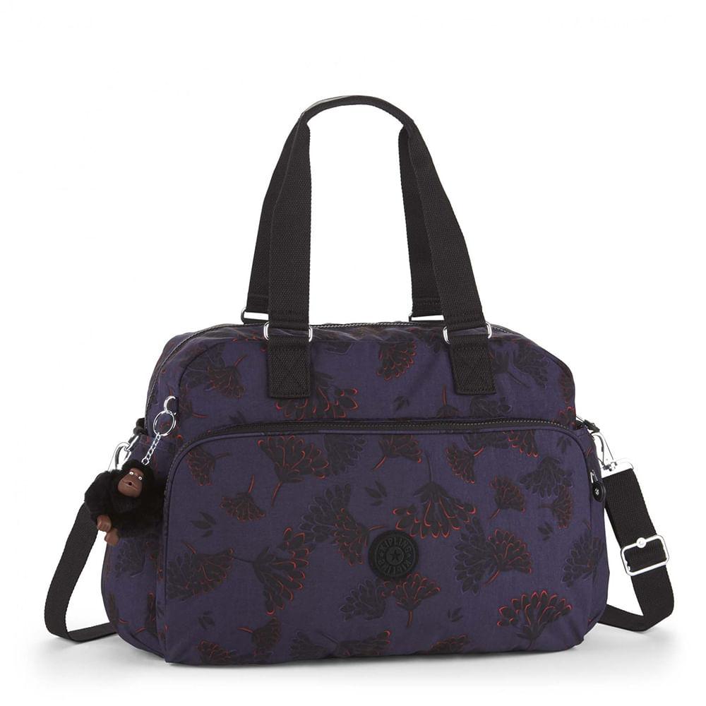 1d7cdbc42 Bolsa Kipling July Bag Floral Night | Sua Loja Kipling - Menina Shoes