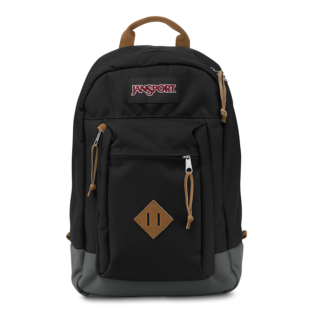 d662a4dc0 Mochila JanSport Reilly Black | JanSport - Menina Shoes