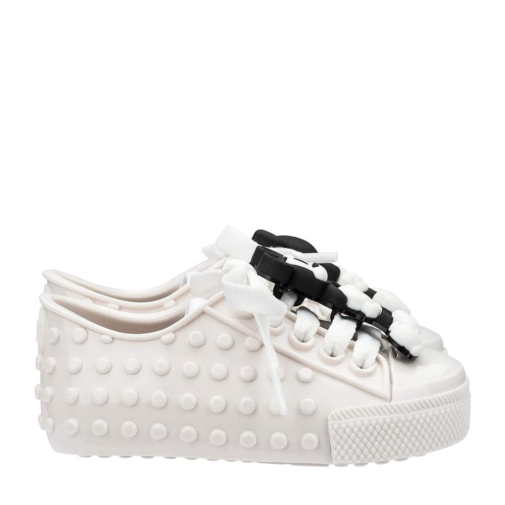 7304093d4 Mini Melissa Polibolha + Disney Branco Coco | Melissa - Menina Shoes