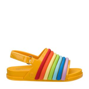 32486-Mini-Melissa-Beach-Slide-Sandal-Rainbow-AmareloMulticor-Variacao1