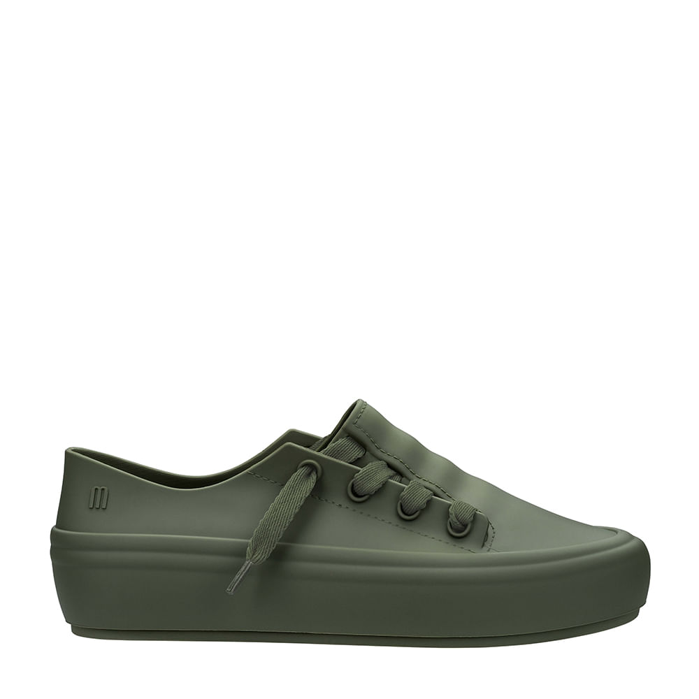 1a95d930a4d Melissa Ulitsa Sneaker Verde Bege
