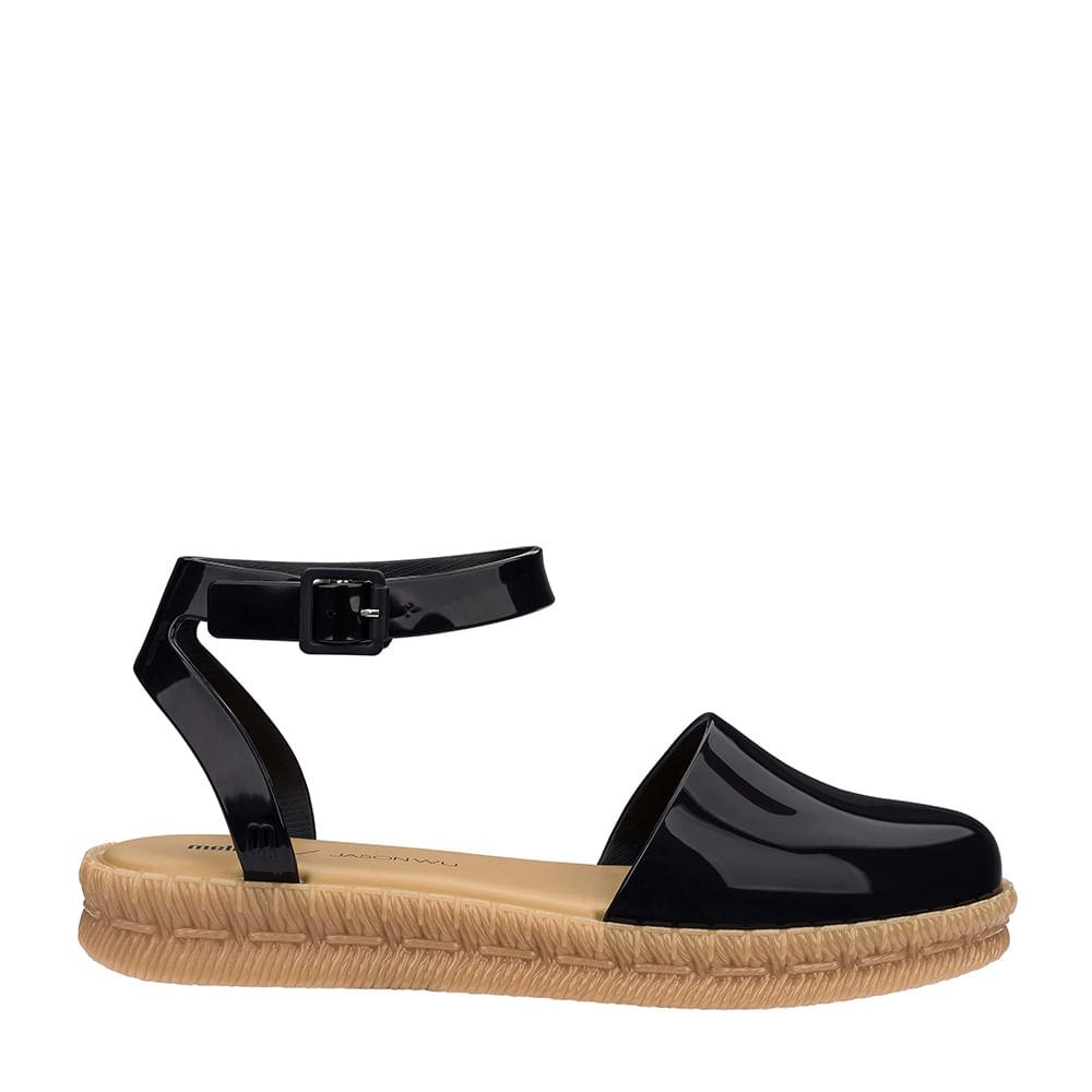 2ef29e218 Melissa Espadrille + Jason Wu Preto Bege | Melissa - Menina Shoes