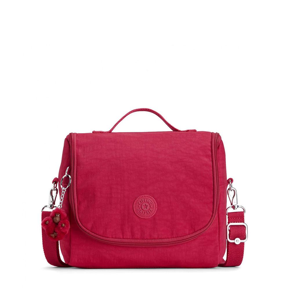 6f40f473c Lancheira Kipling New Kichirou True Pink | Kipling - Menina Shoes