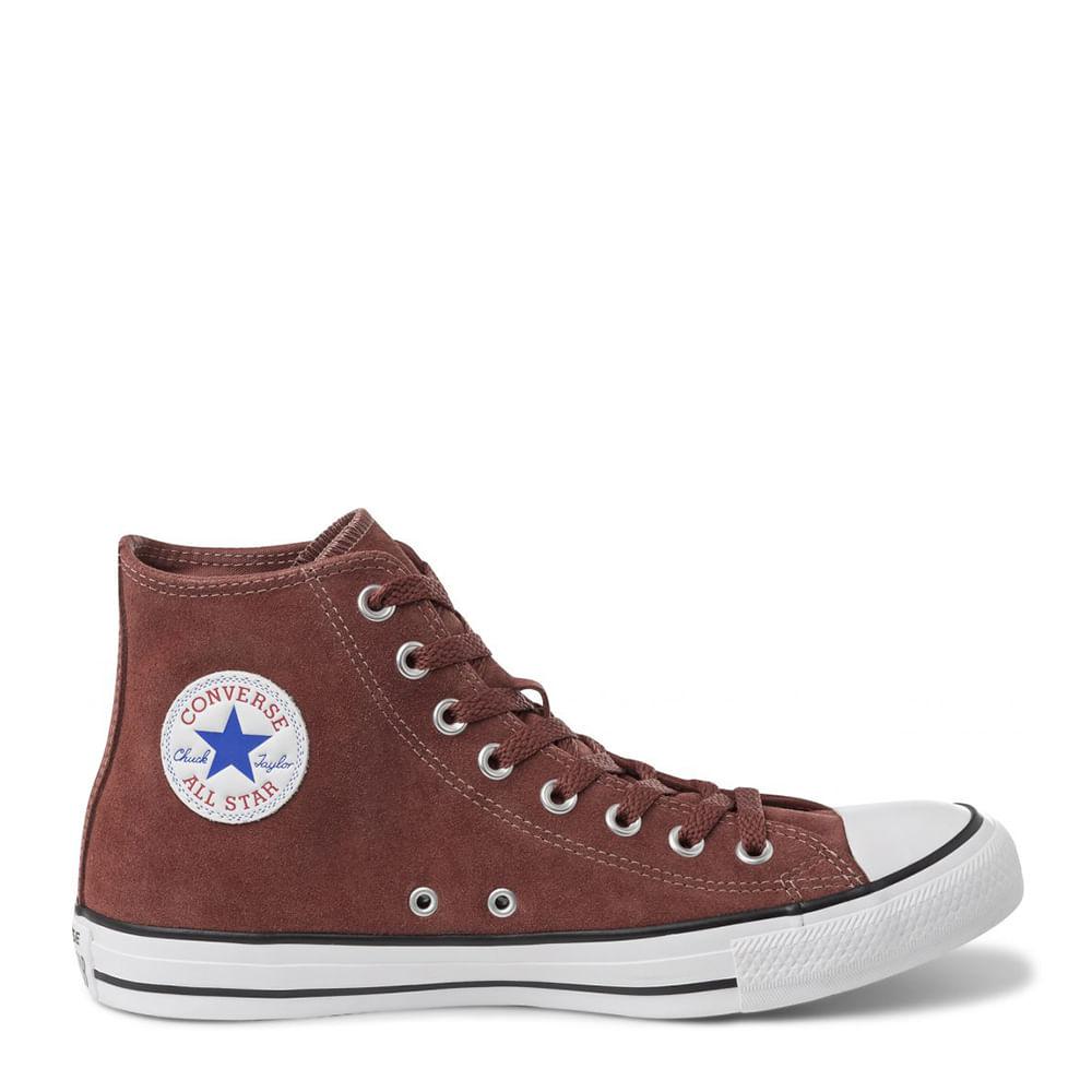 f7828b1657 Tênis Chuck Taylor All Star Pedra Vermelha Preto Branco | Converse - Menina  Shoes