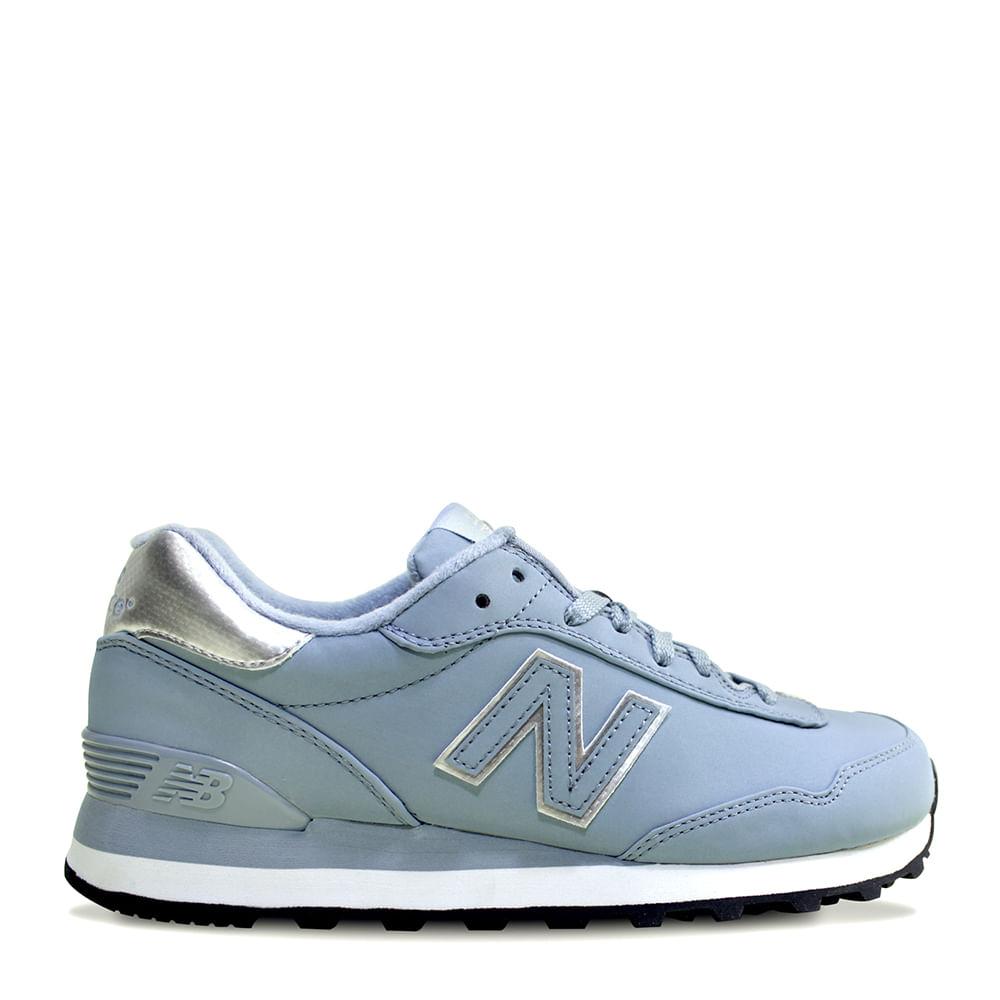 d23247cd4f ... Tênis New Balance 515 Azul New Balance - Menina Shoes pick up 4f4b9  a7bbc ...