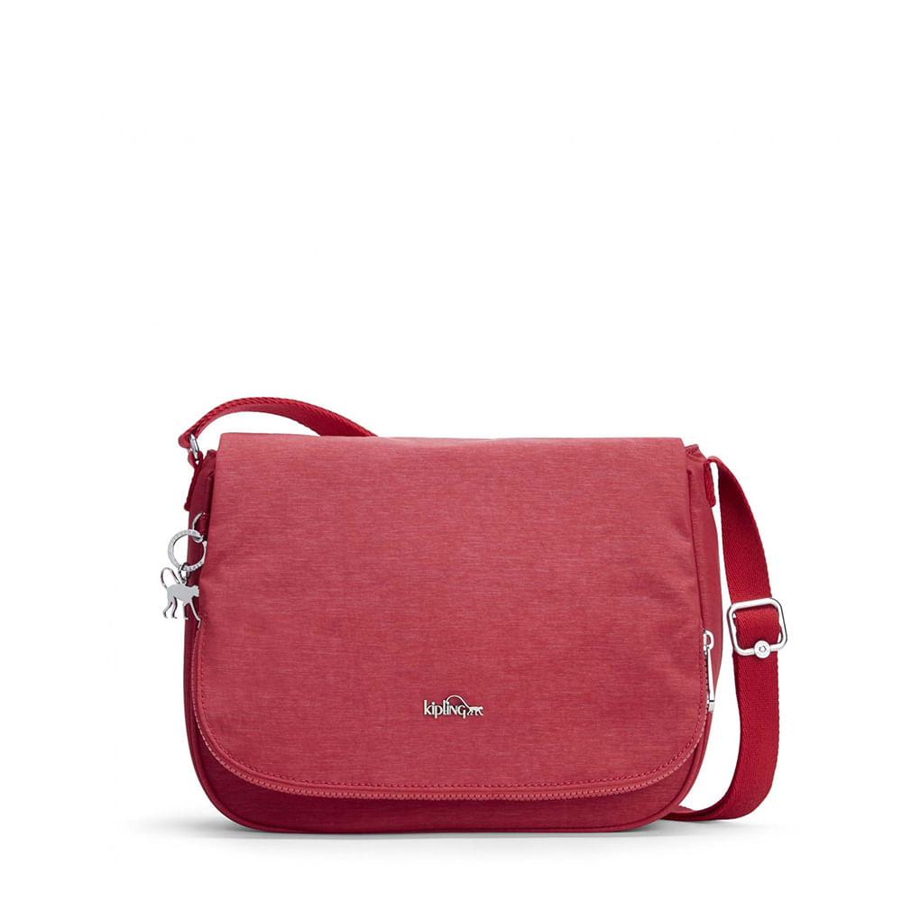 a2e22c765 Bolsa Kipling Earthbeat M Spark Red | Kipling - Menina Shoes