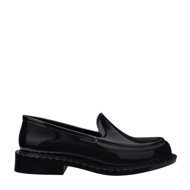 5b753e8a2b23a2 Melissa Penny Loafer Preto Opaco - Menina Shoes