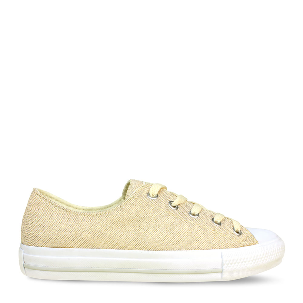 dabb0e4564 Tênis Chuck Taylor All Star Gema Cru Ouro Branco | Converse - Menina Shoes