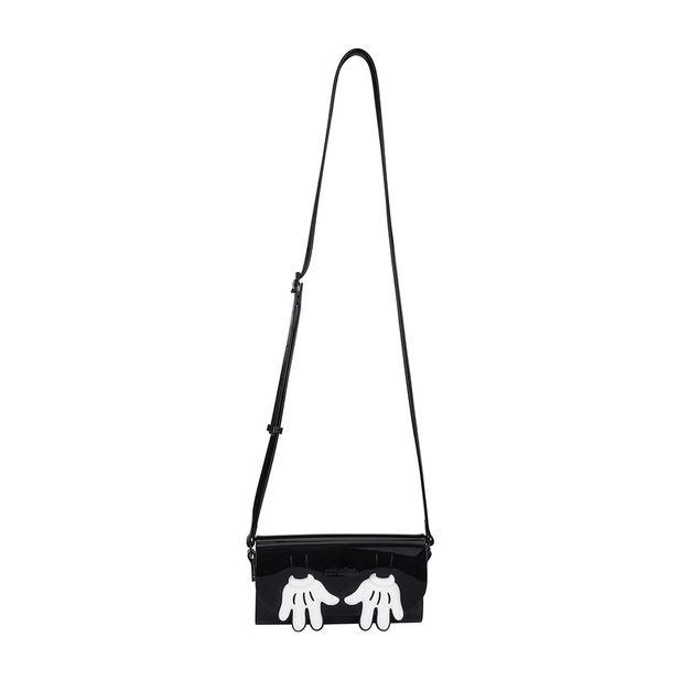 34148-Mini-Melissa-Cute-Bag-Mickey-PretoBranco-Variacao1