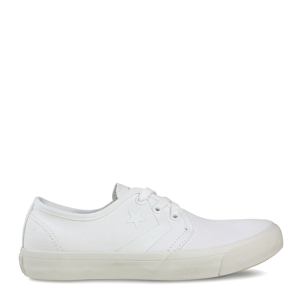 c501b4951a Tênis Chuck Taylor All Star Marquise Branco Branco Amendoa | Converse -  Menina Shoes