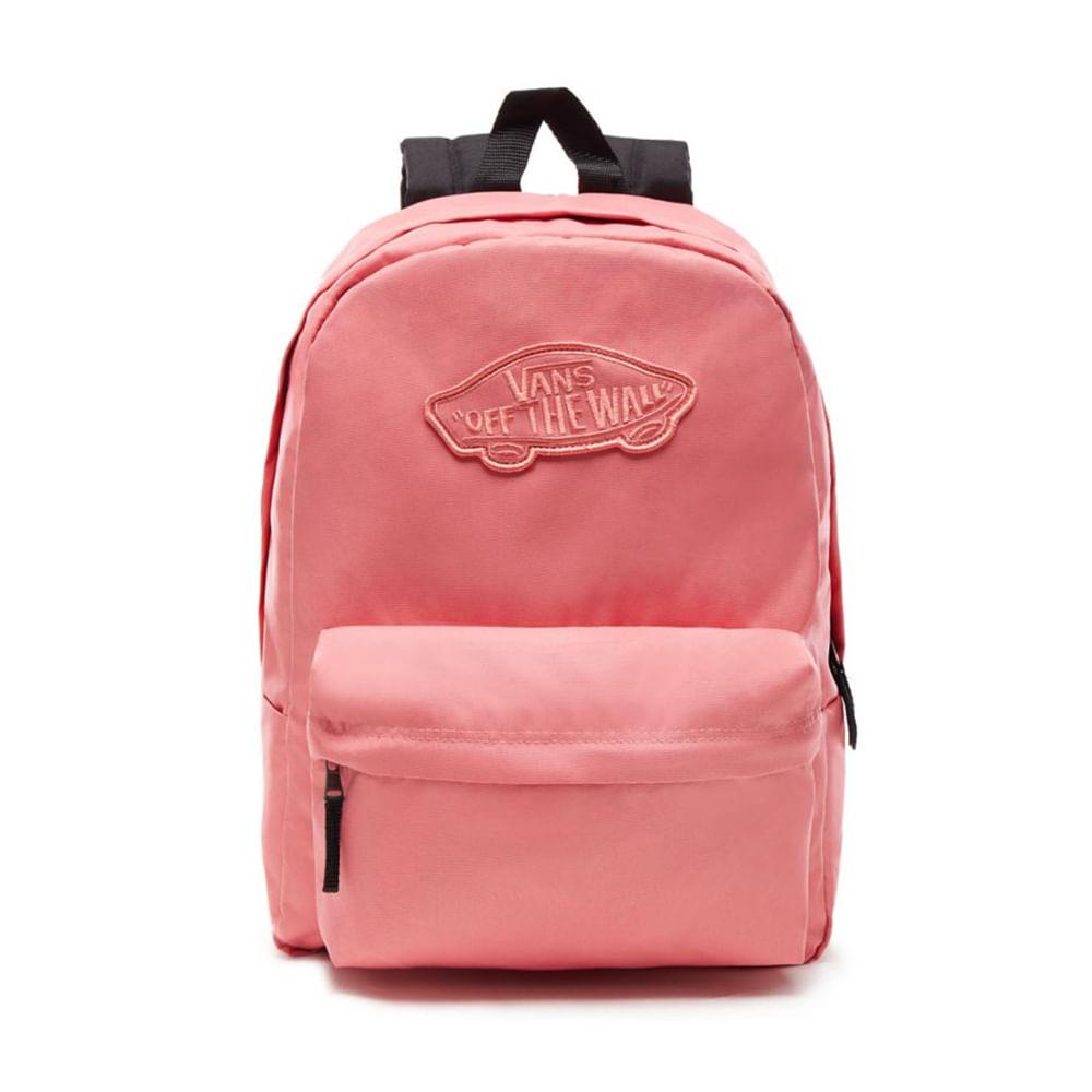 Mochila Vans WM Real M Backpack Desert Rose  4bcac2e2361