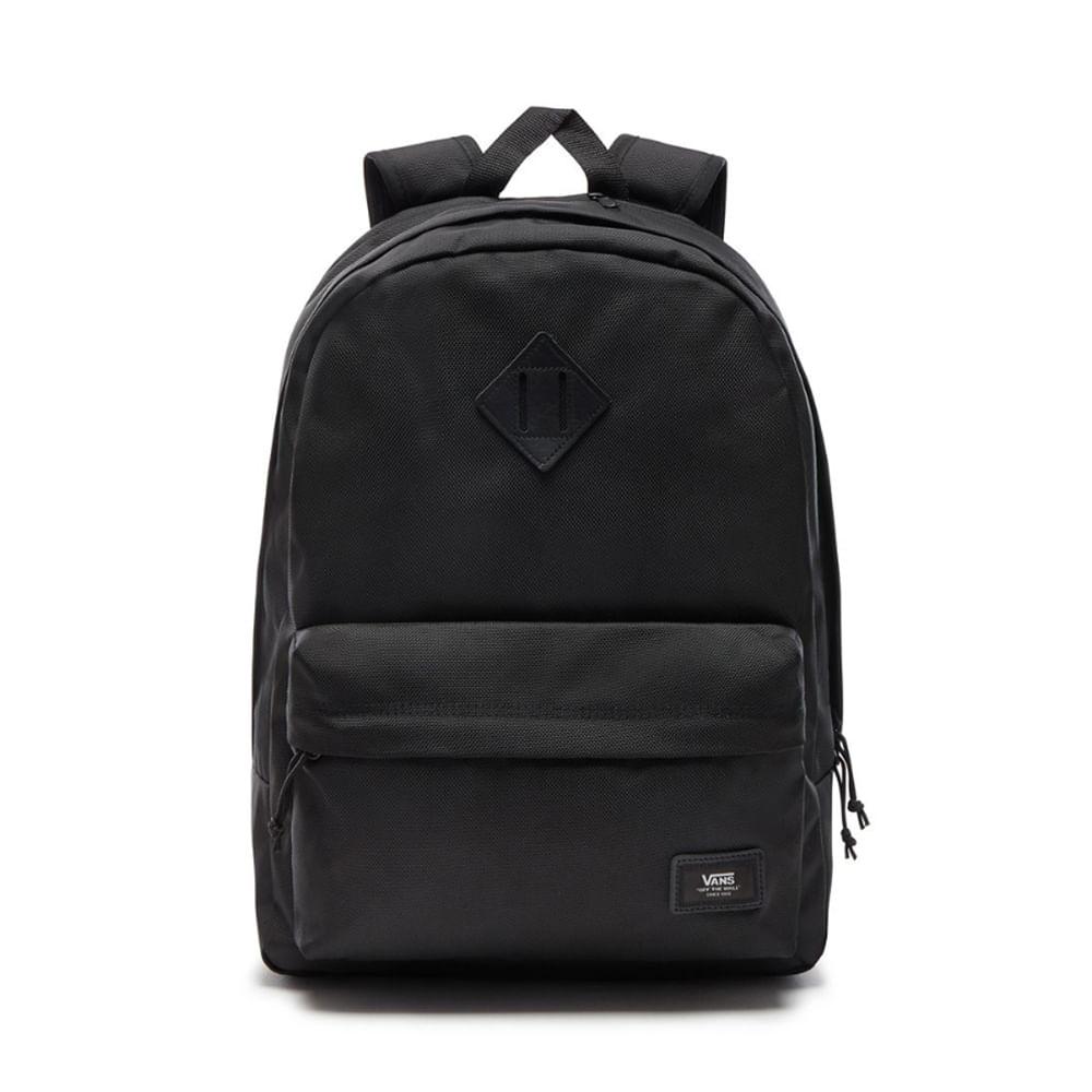 f7dbc1124bfad Mochila Vans MN Old Skool Plus Bakpack Black