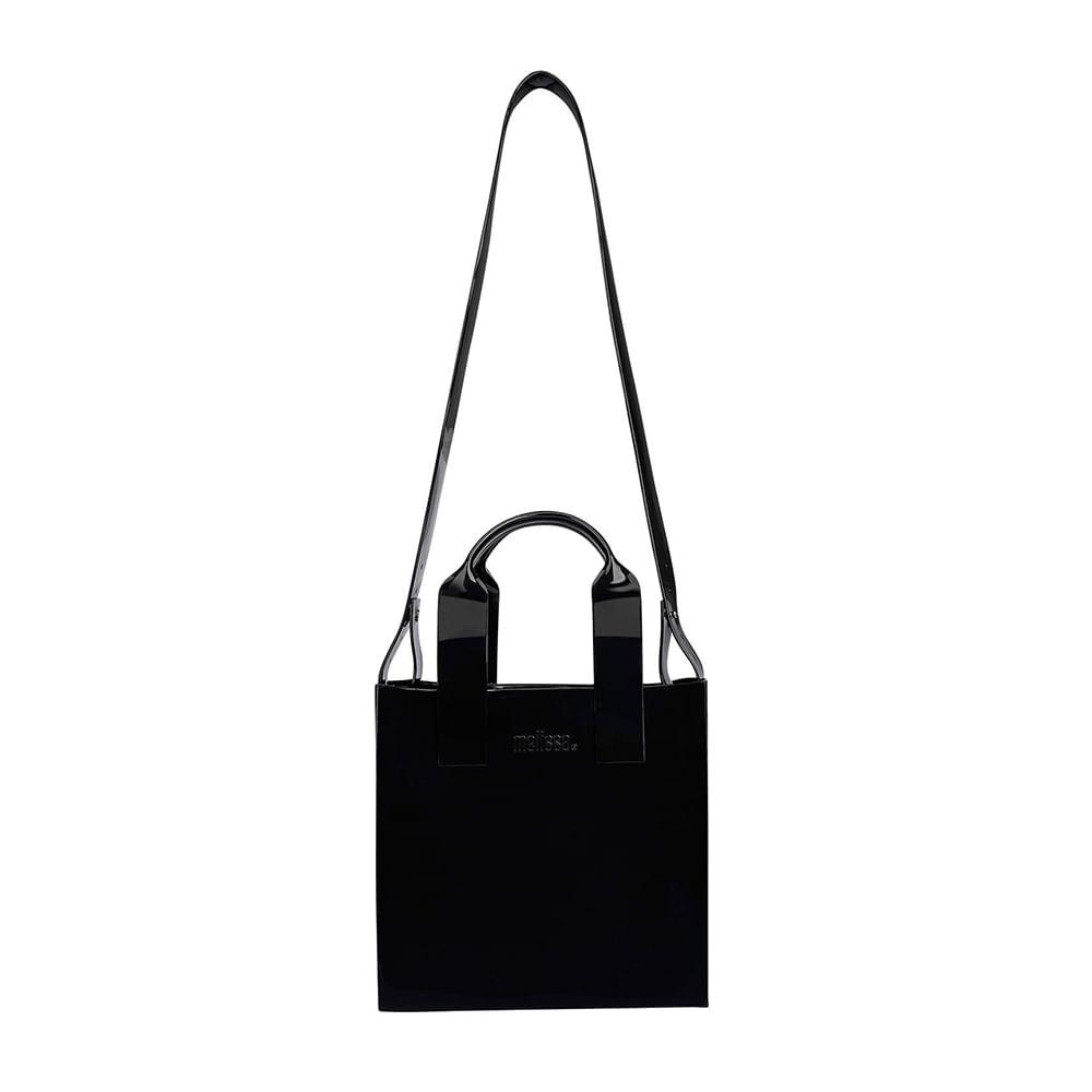79c2f93f8 Melissa Essential Tote Bag Preto Opaco | Melissa - Menina Shoes