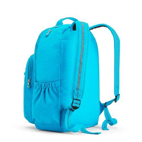 6c89b8f9b Mochila Kipling Seoul Go Candy Blue   Kipling - Menina Shoes